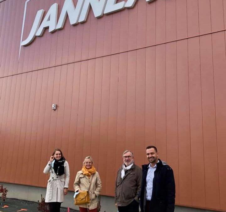 Reportage photo d'une journée chez Janneau   Entrez dans le…